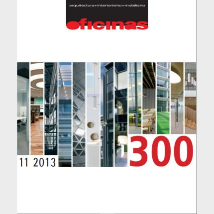 REVISTA OFICINAS – nº 300 –  Nueva sede central corporativa de SHARP Electronics Europe.