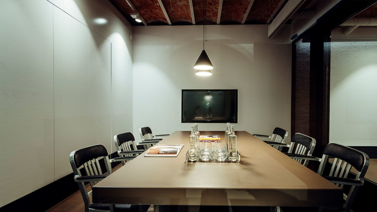 Oficinas corporativas de Home Select por Grup Idea arquitectura