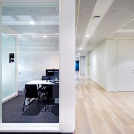 Corporate offices Banco Sabadell – Leadenhall Building – London