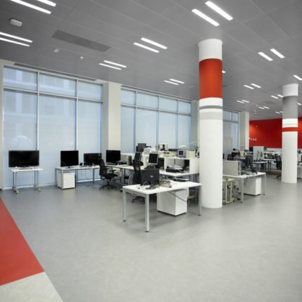 SHARP Corporate Headquarters in Spain