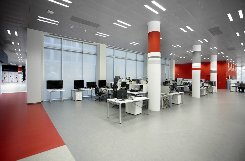 Oficinas corporativas Sharp – España