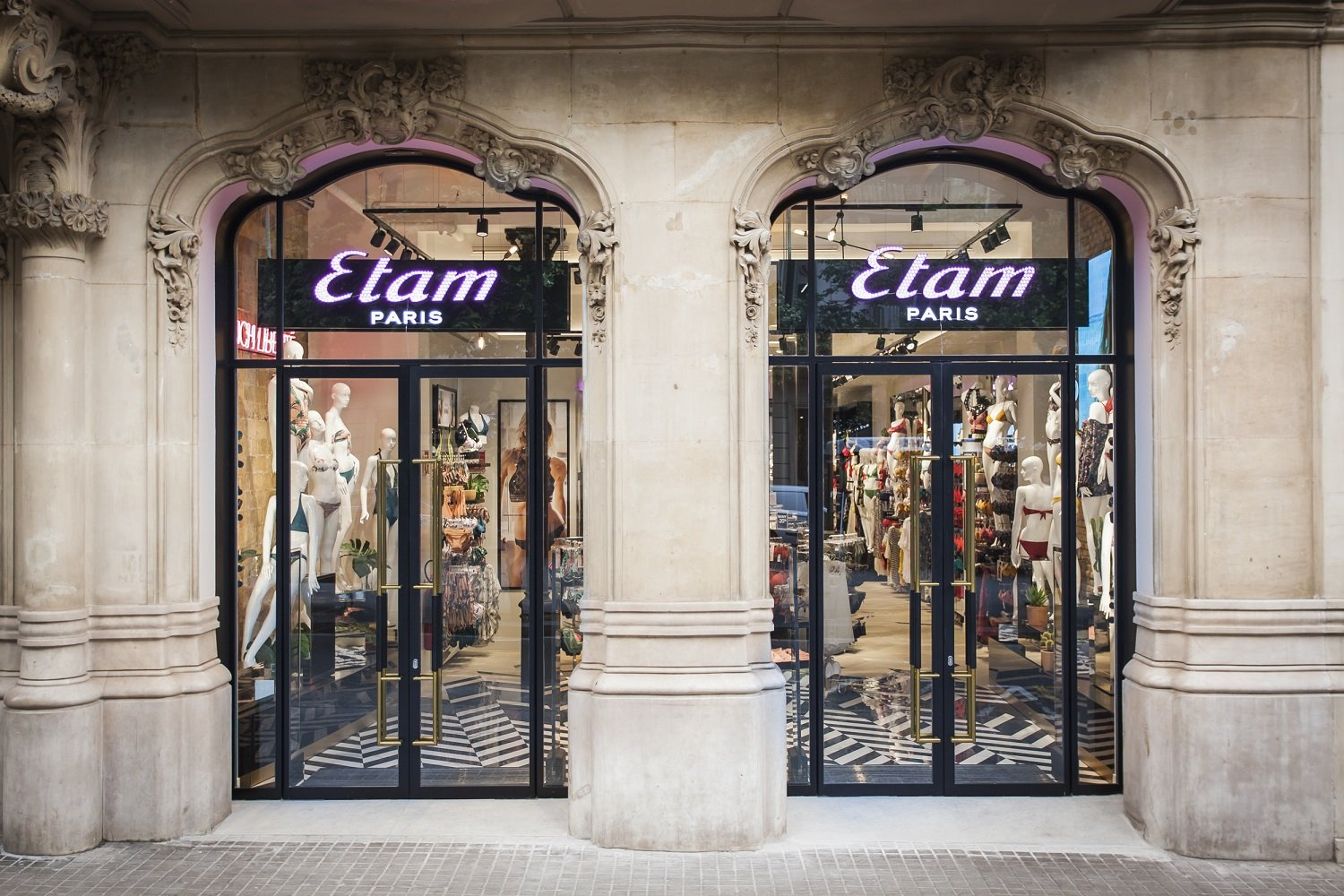 Groupe Etam – Spain