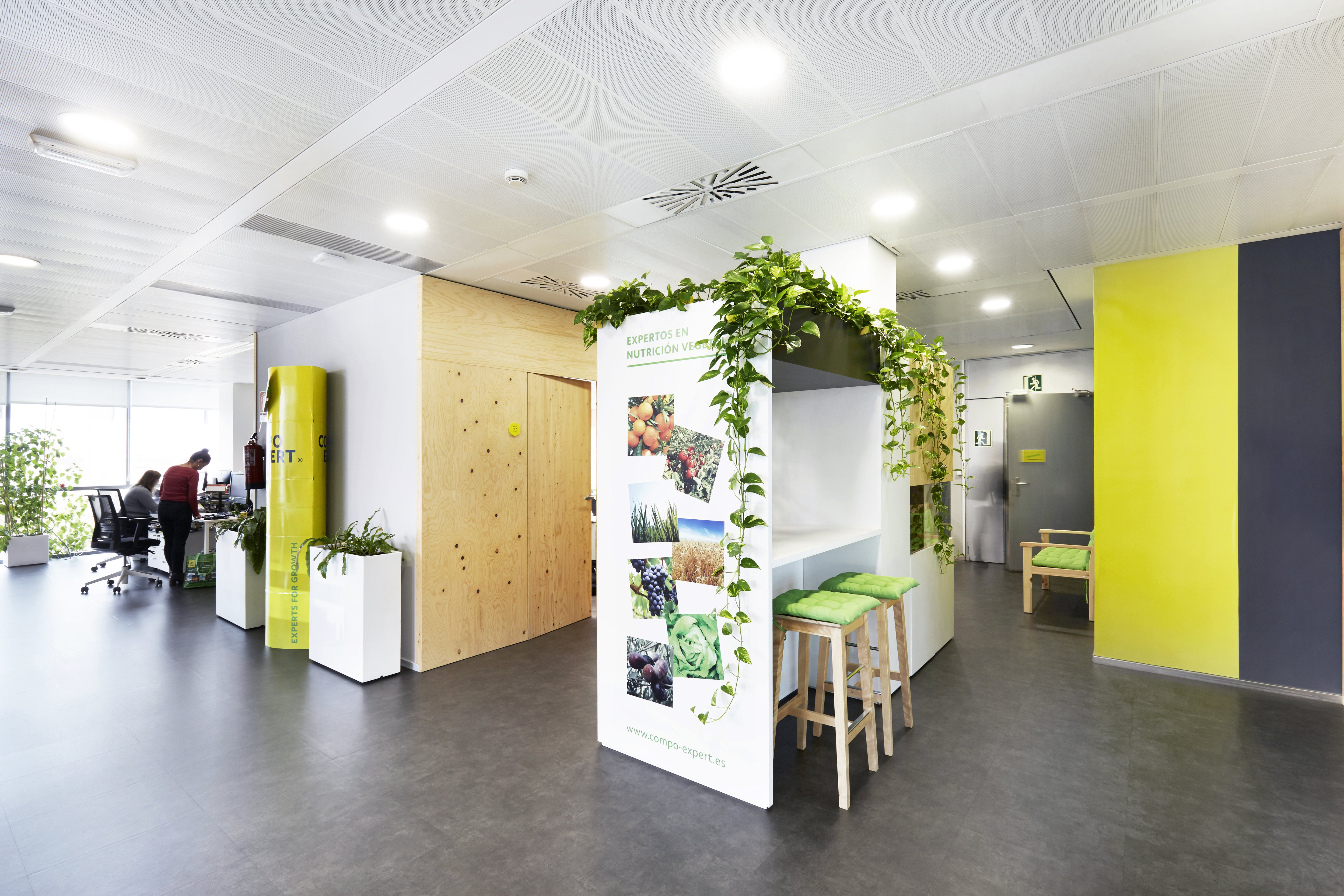 Corporate offices Compo Expert – Barcelona