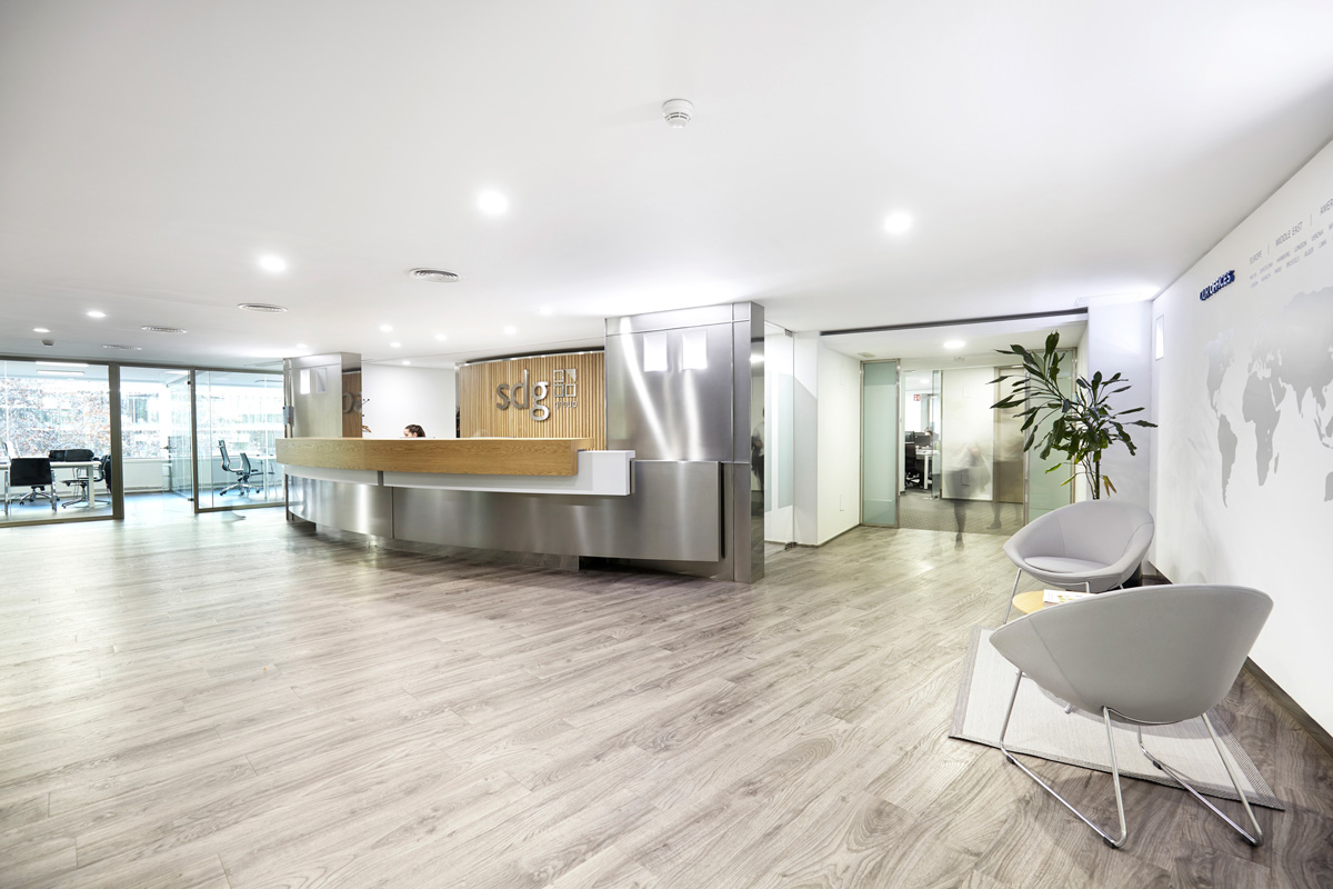 Corporate offices SDG Group – Barcelona
