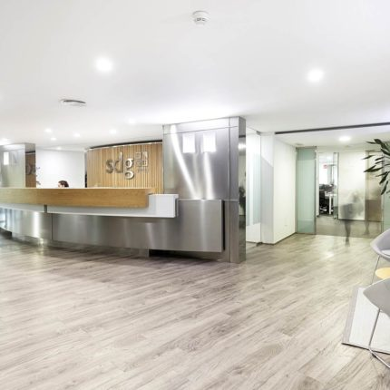 Oficinas corporativas SDG Group – Barcelona