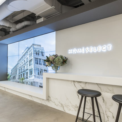 Corporate offices Home Select – Madrid