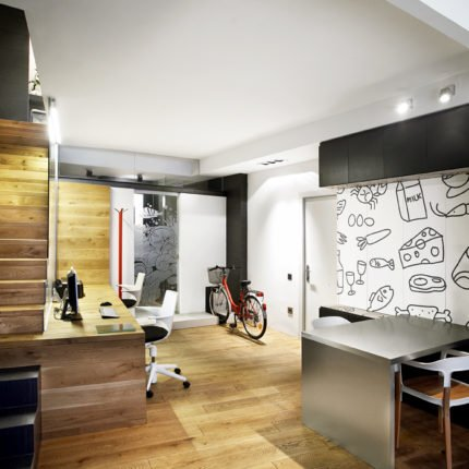 Reform of Loft in the Raval – Barcelona