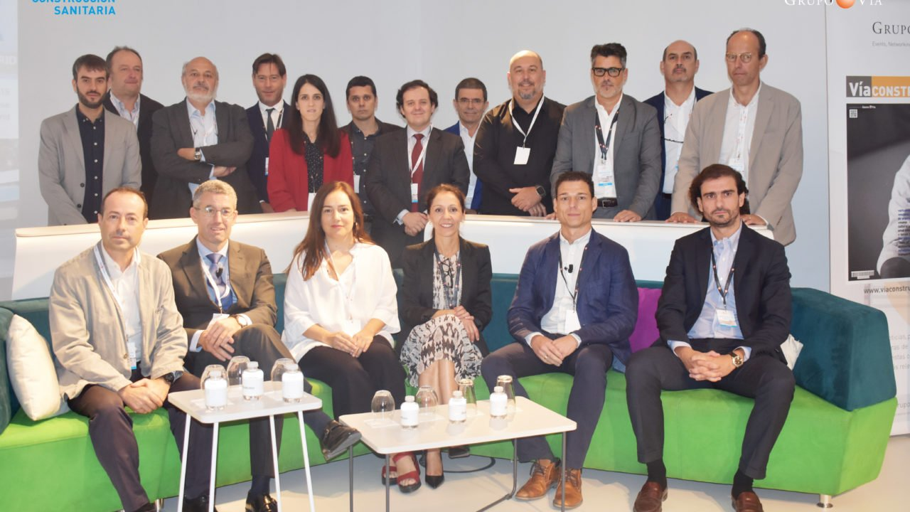 Grup Idea participated in the 9th Great Healthcare Construction Debate in Madrid