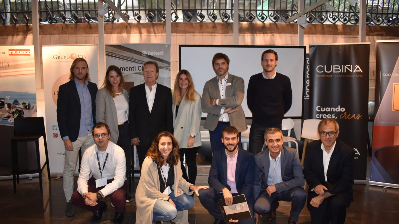 Grup Idea participated in the 2nd edition of Architecture and Design Barcelona