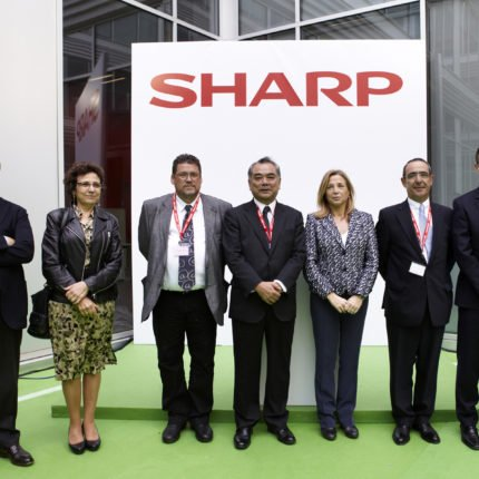 GRUP IDEA diseña la nueva sede central corporativa de SHARP EUROPE en el WTC  de Cornellà