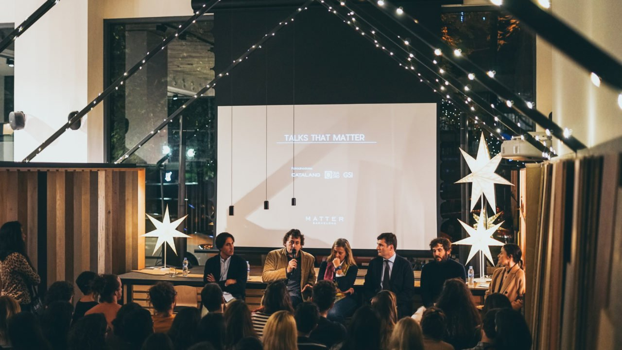 TALKS THAT MATTER – Transforming brands into space.