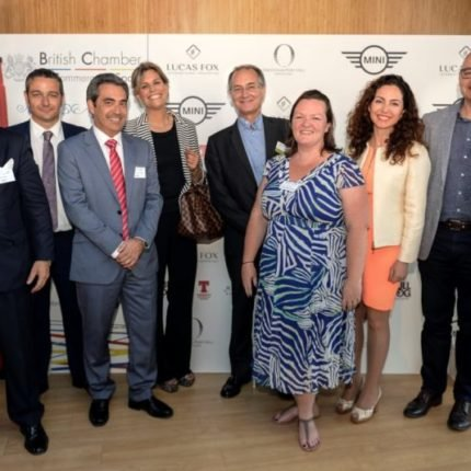 GRUP IDEA nuevo miembro de la British Chamber of Commerce in Spain.