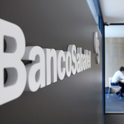 Corporate offices Banco Sabadell – Paris