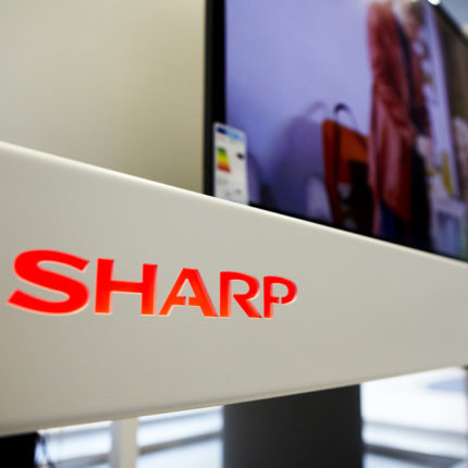 Showroom Sharp – Barcelone