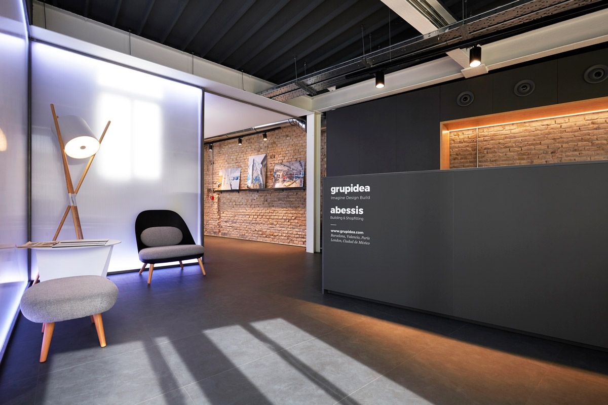 Corporate offices Grup Idea – Abessis – Valencia