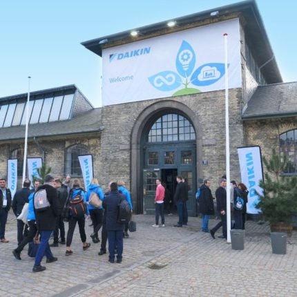 GrupIdea participates in the Daikin 2020 Forum in Copenhagen