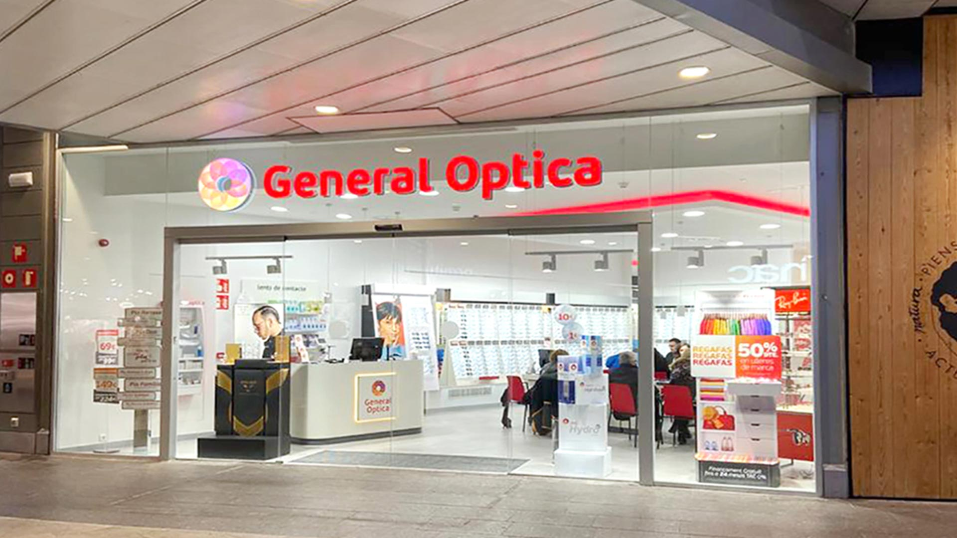 General Optica – España