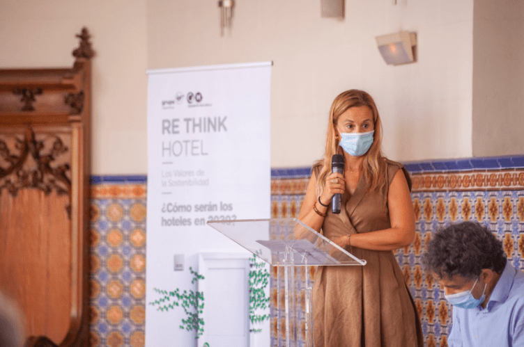Grup Idea attends the Re Think Hotel Conference on hospitality and sustainability