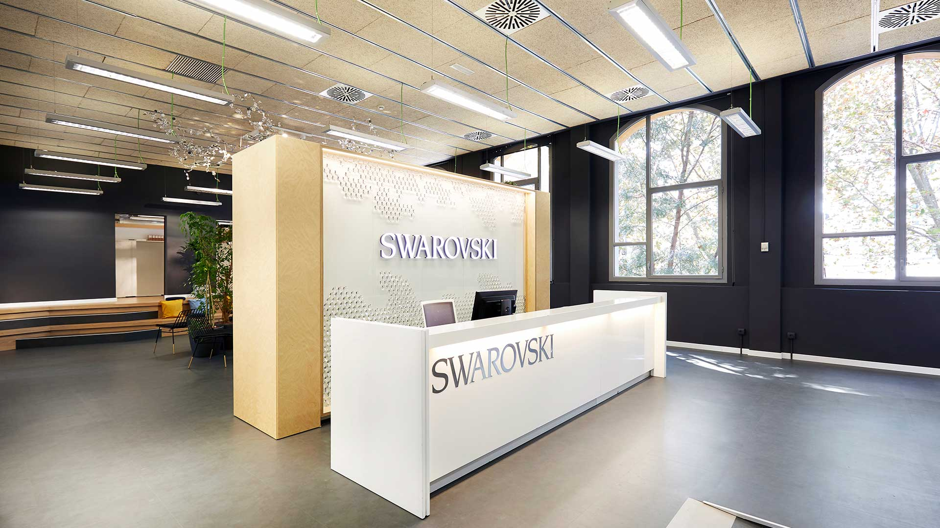 Swarovski corporate offices – Barcelona