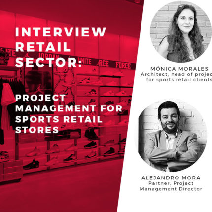 Project management for sports retail stores